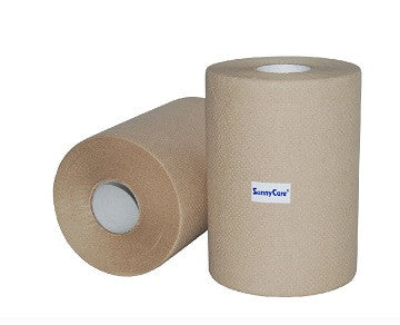 Hard Wound Roll Paper Towels- Brown