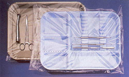 Tray Sleeves - Plastic