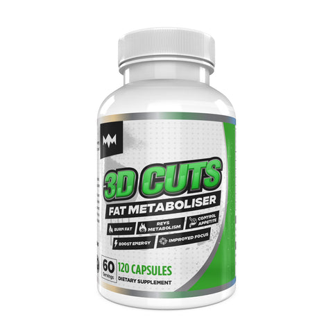 3D CUTS | FAT BURNERS