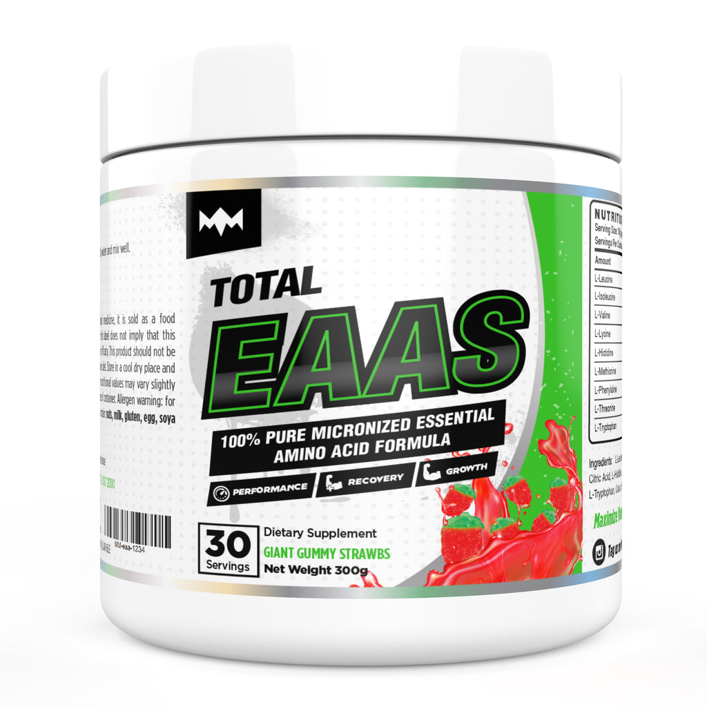 TOTAL EAAS | ESSENTIAL AMINO ACIDS