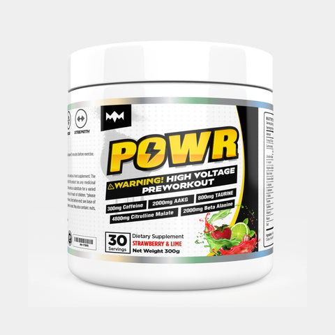 Image of POWR | PRE-WORKOUT