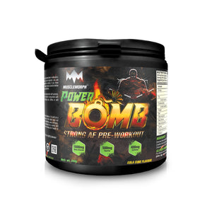 POWER BOMB | PREWORKOUT