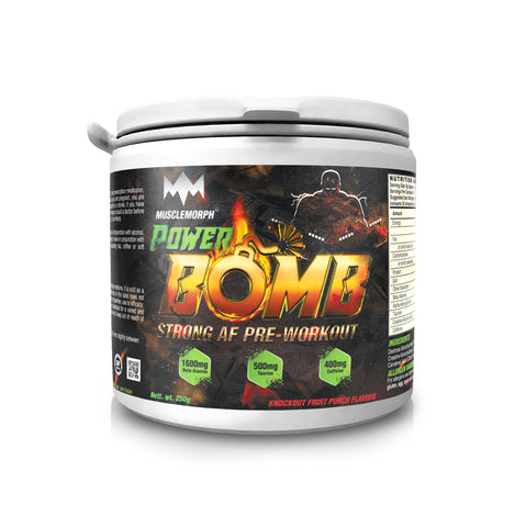 Image of POWER BOMB | PREWORKOUT