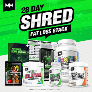 Load image into Gallery viewer, 28 DAY SHRED | ULTIMATE FAT LOSS STACK
