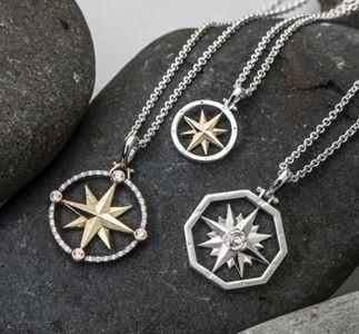 Compass Rose Jewelry Collection