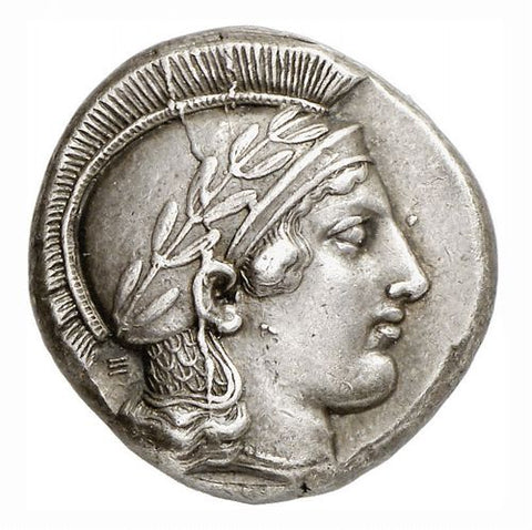 Silver Greek Coin