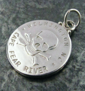 Wilmington, North Carolina Charm or Pendant