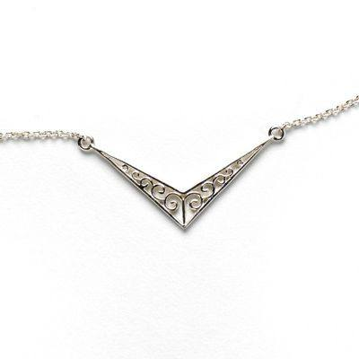 Necklace from the Southern Gates Jewelry Collection