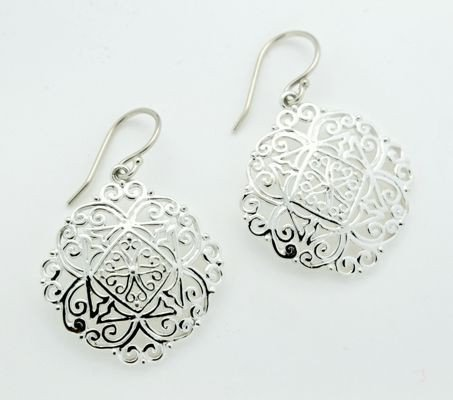 Matching Southern Gates Jewelry Collection Earrings