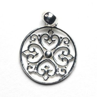 Southern Gates Hearts Design Pendant