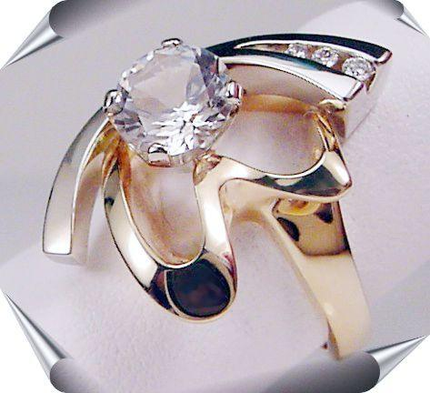 Mixed Metal Strellman's Ring Designs