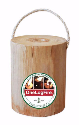 Original OneLogFire Fire Log- Free Shipping