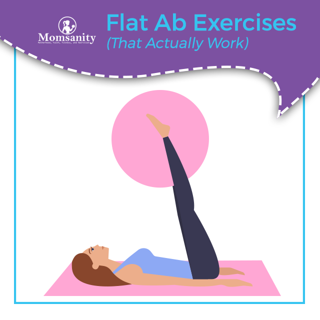 Flat Abs Exercises (That Actually Work)