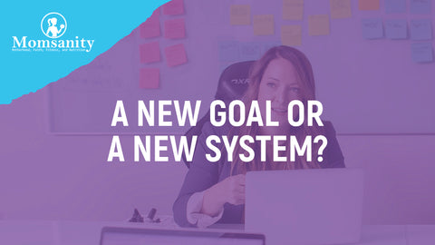 A New Goal or a New System?