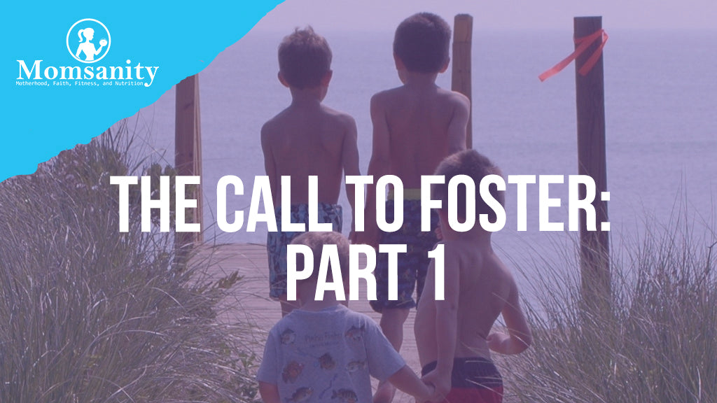 Our Foster Care Journey:  Part 1