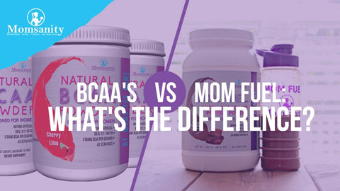 BCAA's vs MOM FUEL: What's the Difference?