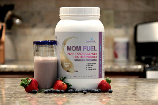 2 FUEL Mom Fuel Protein Powder - Choose Your Flavors Bundle and Save