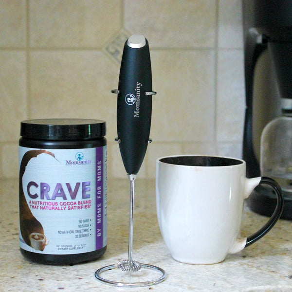 CRAVE and Frother Bundle