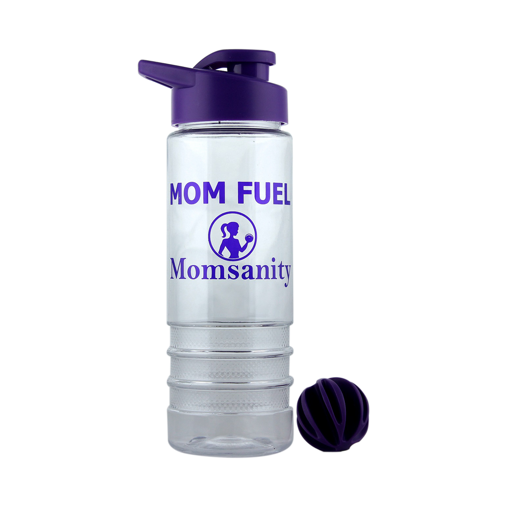 Momsanity Shaker Bottle