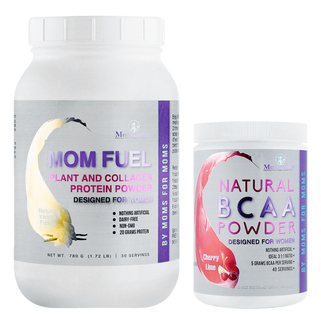 Mom Fuel and BCAA Bundle and Save - Choose Your Flavors