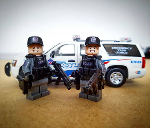 TPS Emergency Task Force Lego