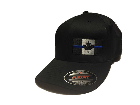Thin Blue Line Canada - Ball Cap