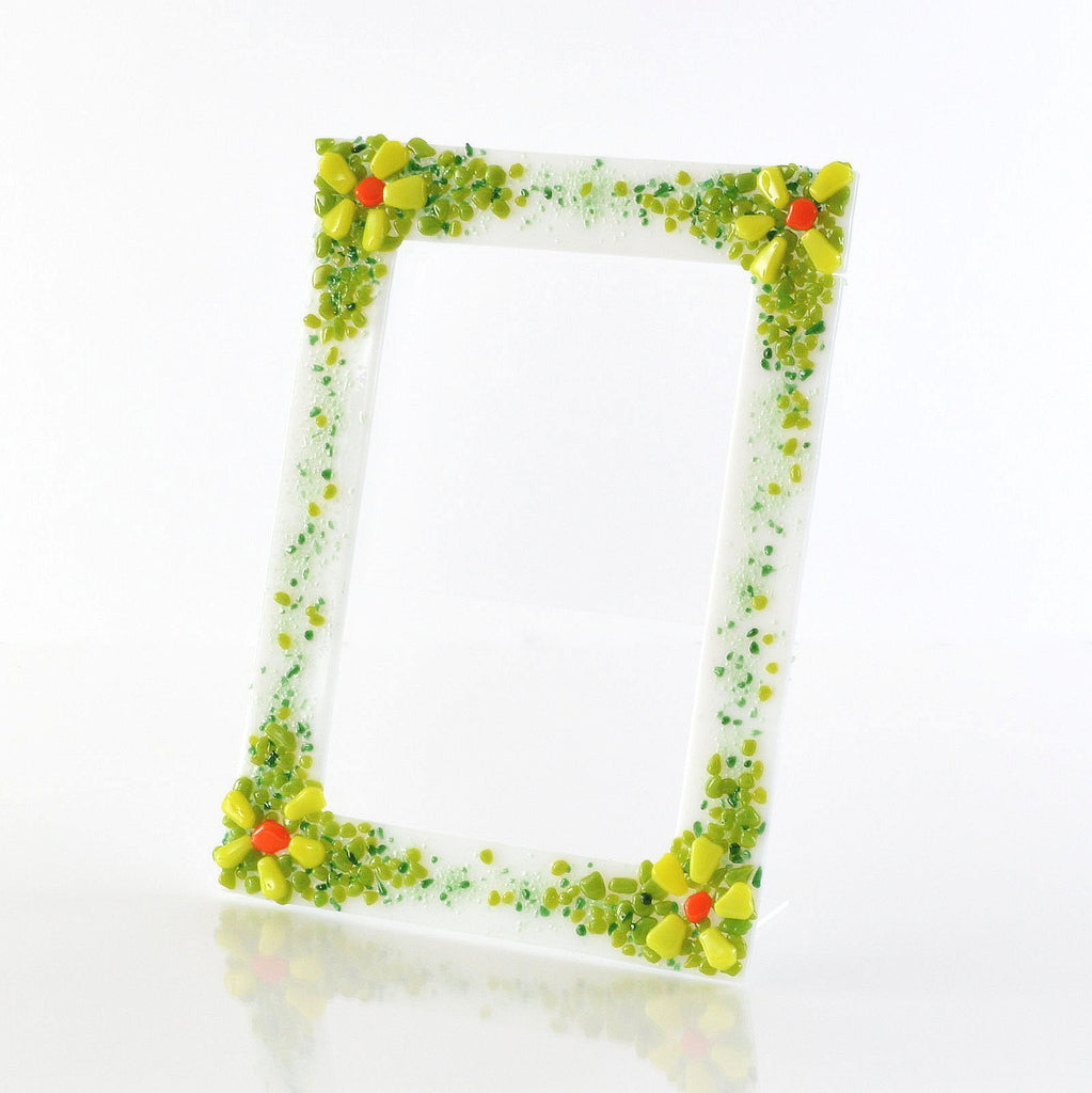 Fused Glass Picture /Photo Frames Make Perfect Gifts The Glass Rainbow
