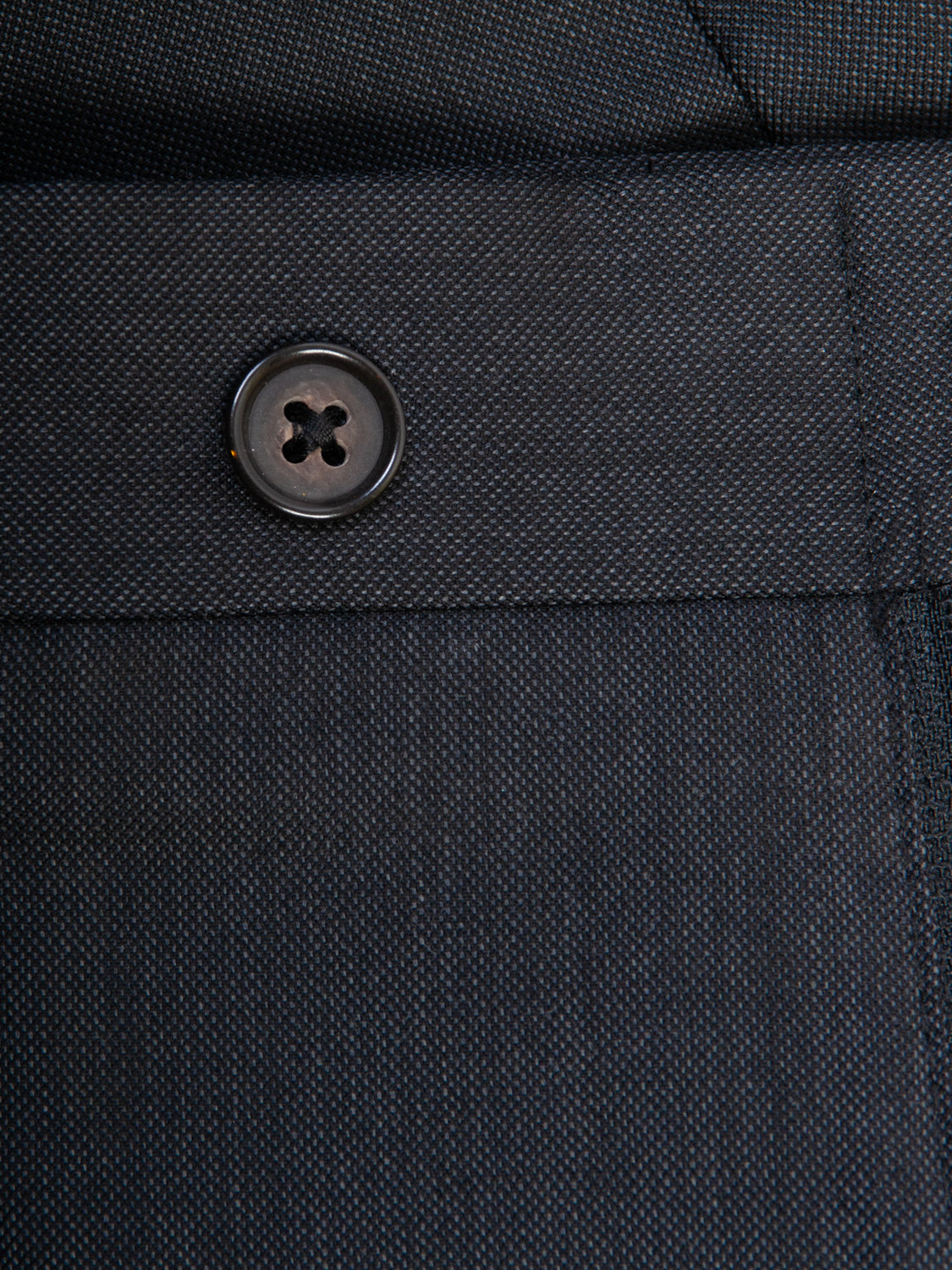 Ted Baker Charcoal Grey Wool Joe Pant for Luxmrkt.com Menswear Consignment Edmonton