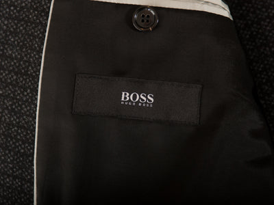 Hugo Boss Grey Check TheJam1 Blazer