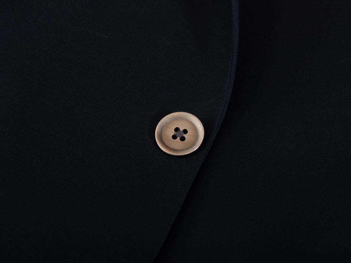 Jack Victor Exclusive Collection Black Valuto Blazer for Luxmrkt.com Menswear Consignment Edmonton