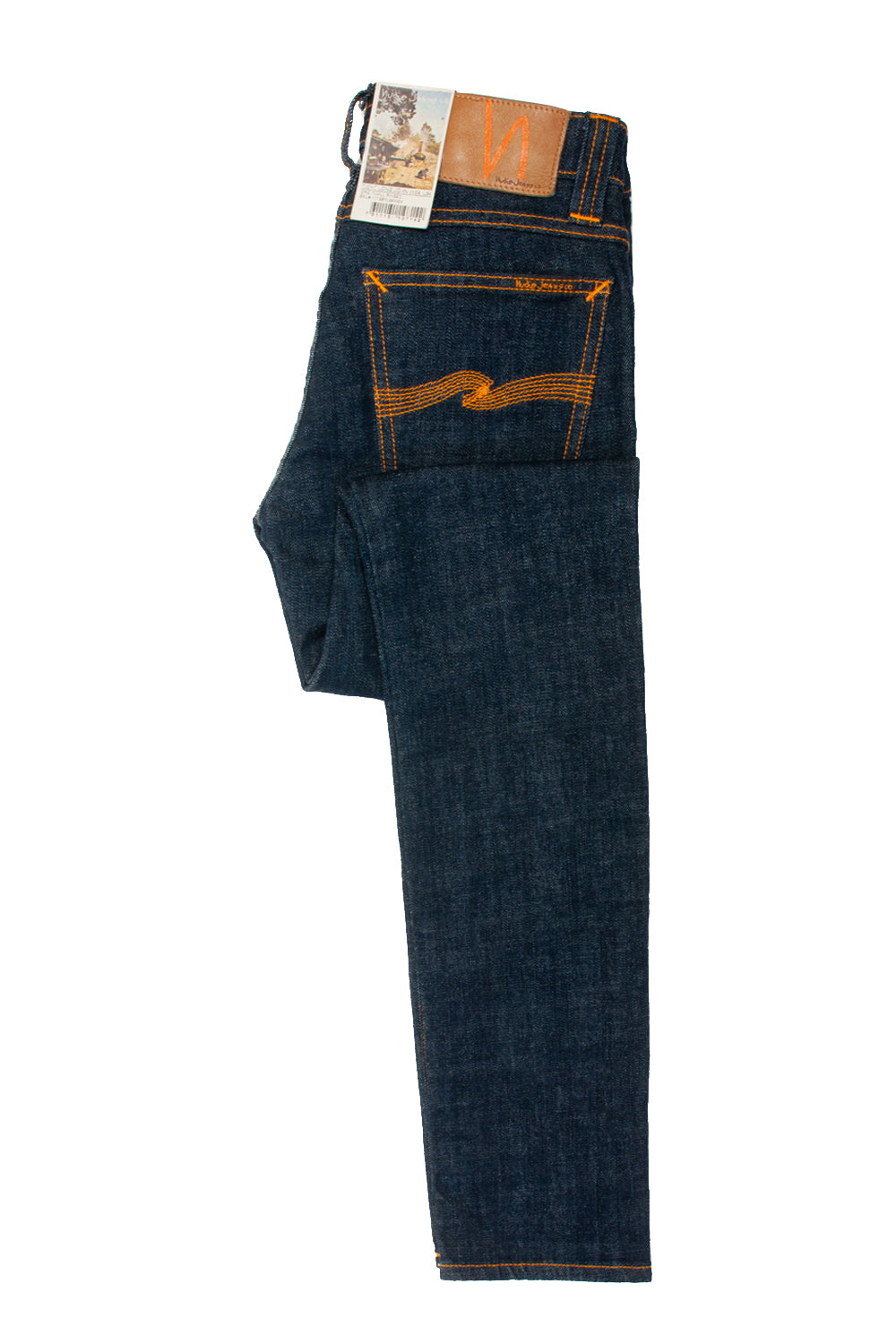Nudie NWT Tight Long John Jeans for Luxmrkt.com Menswear Consignment Edmonton