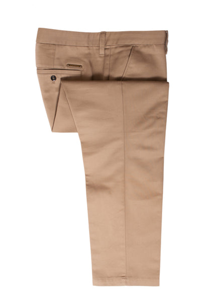 Burberry Brit Brown Slim Fit Chinos for Luxmrkt.com Menswear Consignment Edmonton