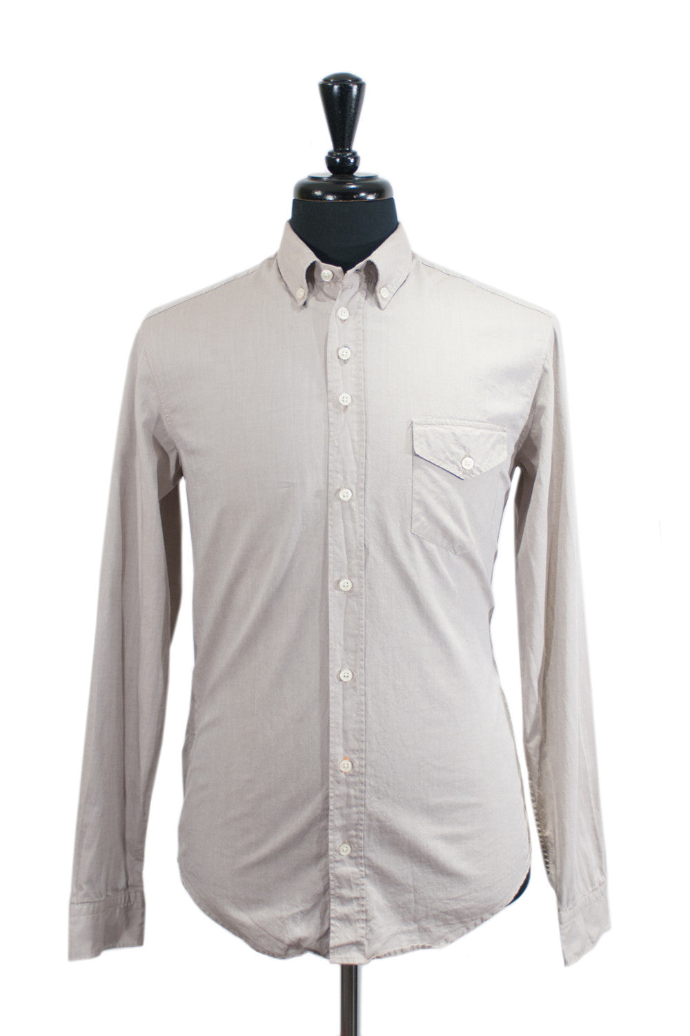 Hugo Boss Light Brown Casual Shirt
