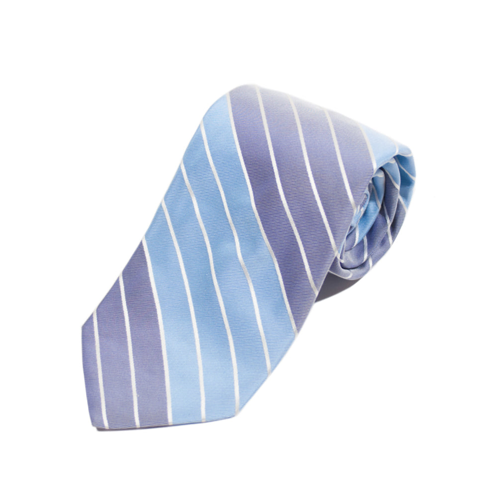 Ted Baker Blue Striped Tie
