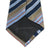 Ermenegildo Zegna Green Striped Cotton Blend Tie. Luxmrkt.com menswear consignment Edmonton