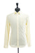 John Varvatos Pale Yellow Cotton Button Down Shirt