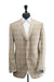 Boglioli Brown Check Loro Piana Zelander Cloud Silk blend Luxmrkt.ca Mens Consignment Edmonton