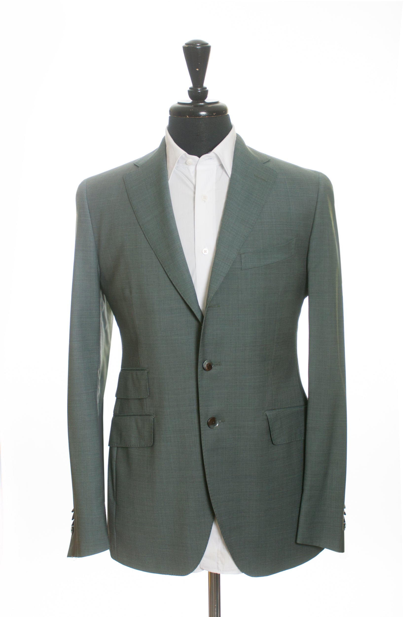 Boglioli NWT Grey York Suit 40R