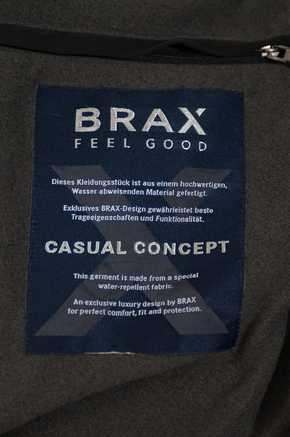preview of good looking various design Brax Feel Good Black Benson Jacket