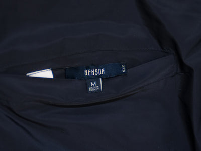 Benson NY Grey Reversible Vest