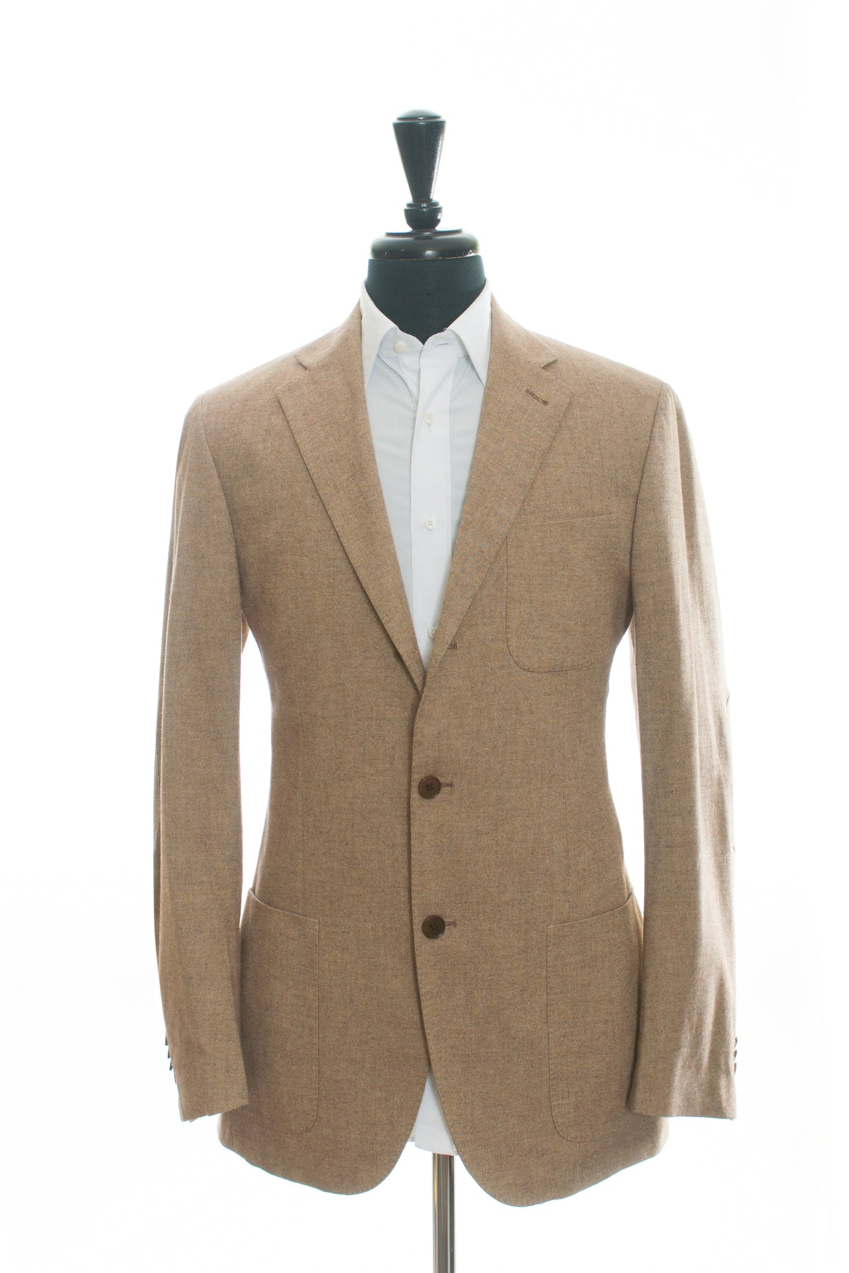 Cantarelli Brown Cotton Absolute Light Jacket