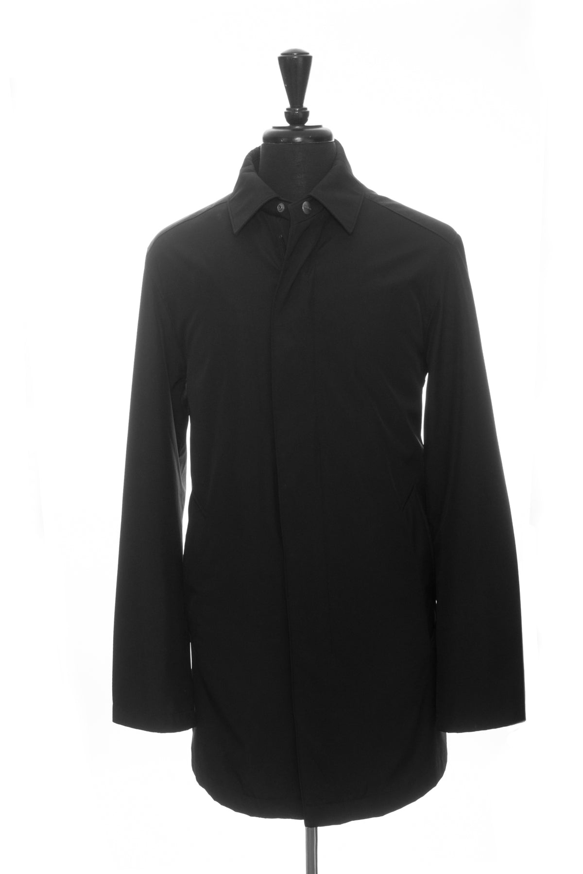Strellson Black Business Class Fly Coat