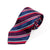 Hugo Boss Dark Purple Striped Tie. Luxmrkt.com menswear consignment Edmonton.