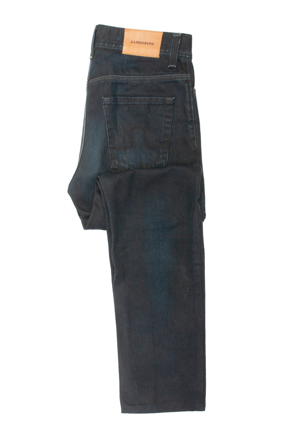 J.Lindeberg Lennon 2429 Ink Denim Jeans for Luxmrkt.com Menswear Consignment Edmonton