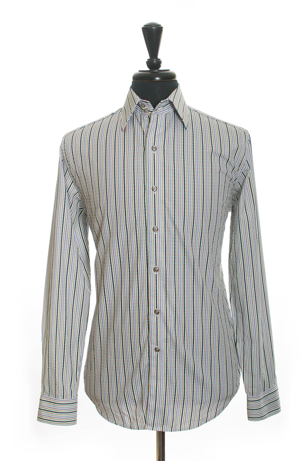 Robert Graham Bold Pattern Stripe Shirt
