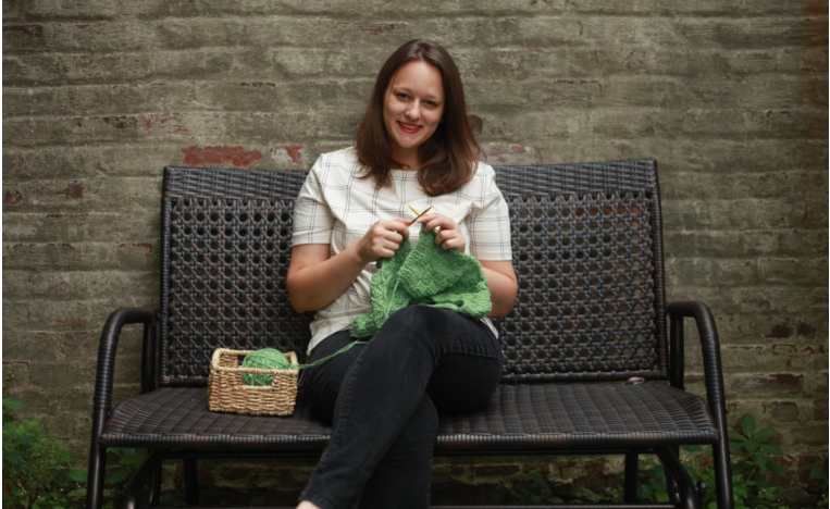 Meet Emily from Slope Girl Knits