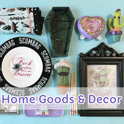 Home Goods & Decor