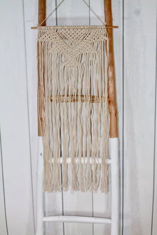 Natural Rope Macrame Wall Hanging
