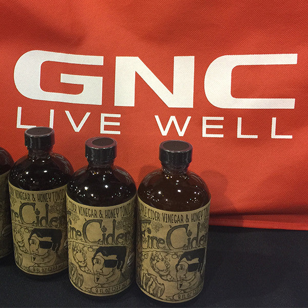 We GNC you!