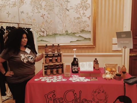 Fire Cider On The Road- LA Experience & Gourmet Guru Food Show
